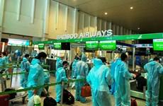 Bamboo Airways chở gần 200 công dân Thanh Hóa hồi hương từ TP.HCM