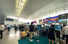 Chuyến bay đầu tiên đi châu Âu thử nghiệm 'hộ chiếu sức khỏe điện tử'