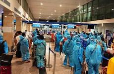 4 chuyến bay phi lợi nhuận đưa 750 người Quảng Nam khó khăn về quê