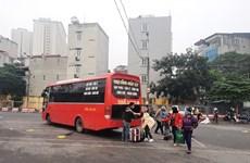 Hà Nội: Đề xuất mở lại buýt, taxi, xe công nghệ và xe khách từ 13/10