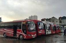 6 địa phương cho xe khách liên tỉnh hoạt động trong ngày đầu mở lại