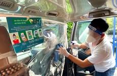 Chính thức mở lại ứng dụng gọi xe công nghệ GrabCar tại Hà Nội