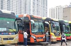 Có 48 địa phương đã đồng ý mở lại vận tải xe khách liên tỉnh
