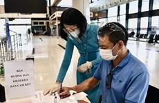 Bộ GTVT: Hành khách đi máy bay vẫn phải kê khai thông tin di chuyển