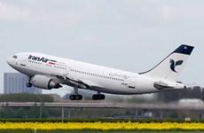 Hàng không Iran đề xuất mở đường bay thẳng tới Mỹ