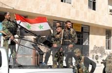 Tình báo Mỹ, Israel chuẩn bị nhân sự cho quân đội Syria