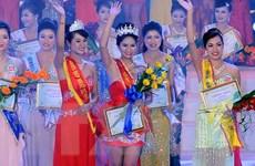 Nữ sinh viên kinh tế đăng quang Người đẹp xứ Trà