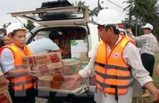 Quảng Ngãi hỗ trợ người dân khắc phục hậu quả mưa lũ