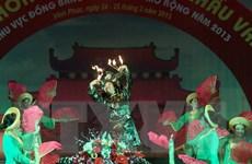 Chầu văn và Lễ hội Phủ Dầy là Di sản Văn hóa phi vật thể
