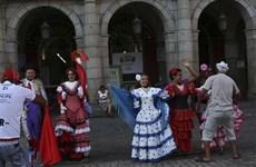 Lượng khách du lịch đến Tây Ban Nha tăng kỷ lục