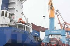 Lượng hàng hóa qua cảng Hải Phòng lớn nhất miền Bắc