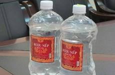 Phong tỏa Công ty rượu nếp 29 Hà Nội phục vụ điều tra