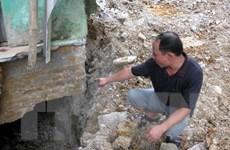 Hỗ trợ người dân vùng sụt lún ở huyện Thanh Ba-Phú Thọ