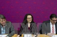 Đức công bố danh sách nội các chính phủ nhiệm kỳ mới