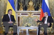 Nga và Ukraine đẩy mạnh quan hệ hợp tác chiến lược