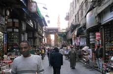 Thăm chợ cổ ở Cairo - đắm mình vào không khí cổ tích