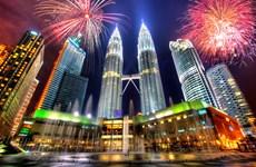 Malaysia đón hàng nghìn du khách ngày đầu Năm mới
