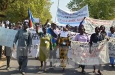 Chính phủ Nam Sudan tiếp tục đàm phán với phe đối lập