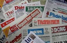 Tăng cường công tác quản lý Nhà nước về báo chí