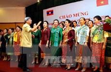Việt Nam chú trọng nâng cao trình độ cho học sinh Lào