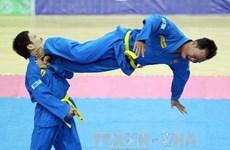 Giải đấu Đai vàng vovinam Việt Võ Đạo tại Algeria