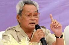 Giới văn nghệ tiếc thương nhà văn Nguyễn Quang Sáng