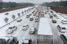 Mỹ và Canada cảnh báo khẩn cấp với đợt bão tuyết mới