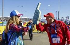 25.000 tình nguyện viên làm rực rỡ sắc màu Olympic Sochi