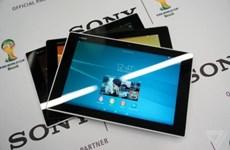 Máy tính bảng Sony Xperia Z2 chính thức xuất hiện