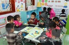 Tìm giải pháp nâng chất lượng các nhóm giữ trẻ tư thục