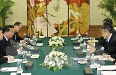 Mỹ muốn Nhật chia sẻ thông tin đàm phán với Triều Tiên