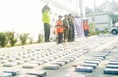 Colombia bắt giữ gần 800kg cocaine trị giá 20 triệu USD