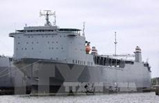 Tàu chở vũ khí hóa học của Syria tới Italy cuối tháng 4