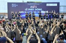 TP HCM phát động Chiến dịch Giờ Trái đất Xanh 2014