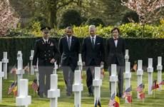 Bỉ tiêu tốn 10 triệu euro để đón tiếp Barack Obama