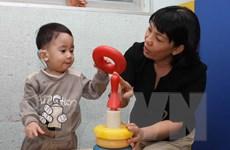 Sàng lọc khiếm thính cho gần 11.000 trẻ tại Nam Định