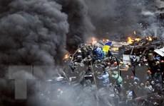 Nga phủ nhận liên quan tới bạo động ở thủ đô Ukraine