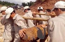 Tổ chức Cây Hòa bình nỗ lực hỗ trợ rà phá bom mìn