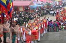 Giỗ tổ Hùng Vương - hội tụ khối đại đoàn kết toàn dân tộc