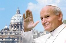[Infographics] Lễ phong thánh Giáo hoàng John-Paul II và John XXIII