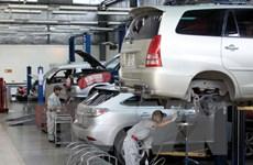 Toyota Việt Nam thu hồi thêm 265 xe Hilux về lỗi túi khí