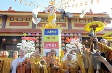 Ban Chỉ đạo Tây Nguyên mừng lễ Phật đản tại Gia Lai, Kon Tum
