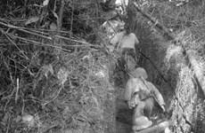 """Một thời """"khoét núi, ngủ hầm"""" làm nên Chiến thắng Điện Biên"""