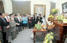 """""""Sâu lắng Điện Biên"""" tại nhà riêng Đại tướng Võ Nguyên Giáp"""