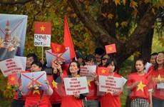 Tuần hành tại Angola và Australia phản đối Trung Quốc ngang ngược