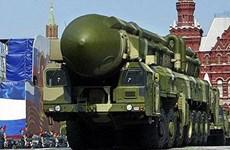 Nga lại thử tên lửa Topol trong bối cảnh căng thẳng với Phương Tây