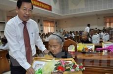 Quảng Nam trao tặng danh hiệu 124 Mẹ Việt Nam Anh hùng