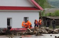 Lũ lụt nghiêm trọng tại Siberia, hơn 7.500 người bị cô lập