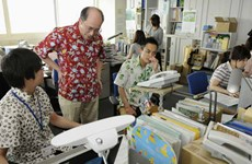 Người Nhật được khuyến khích mặc đơn giản để tiết kiệm điện