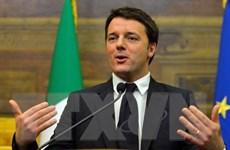 Thủ tướng Italy cam kết một nền hành chính công minh bạch